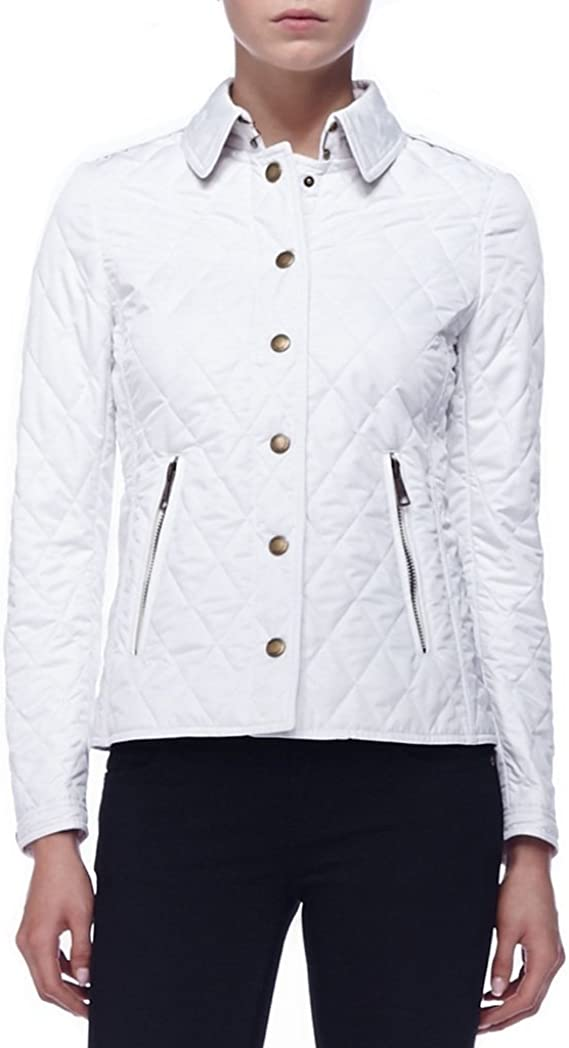 Amazon Com Burberry Brit Moredale Woman S Diamond Quilted