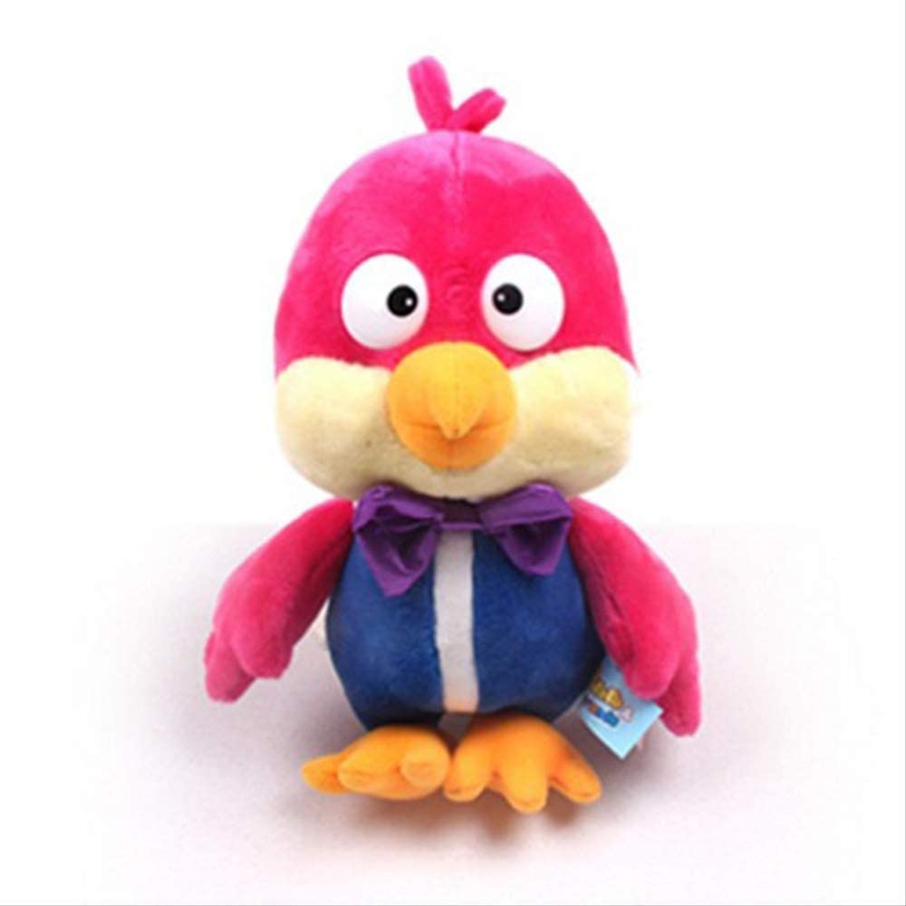 stogiit Cartoon Pororo Bird Harry Peluches Peluches Suaves Juguetes Muñeca Pelucia Brinquedos para Niños Niños Regalos 20Cm