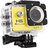 H5 VIDEOCAMERA WI-FI EUROPA FULLHD E WIFI INTEGRATO C1208