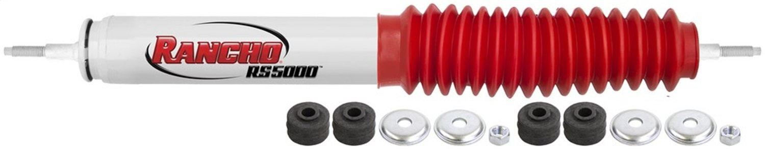 Rancho RS5402 RS5000 Series Steering Stabilizer by Rancho