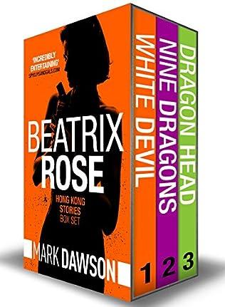 book cover of Beatrix Rose Hong Kong Stories Box Set