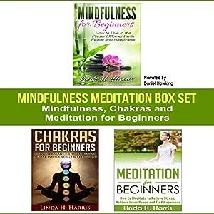 Mindfulness Meditation Box Set Speech