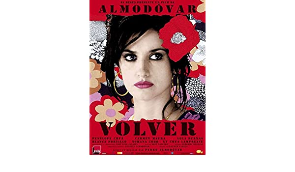 Volver-Penélope-Pedro Cruz Almodovar-116 cm x 158 Cartel ...
