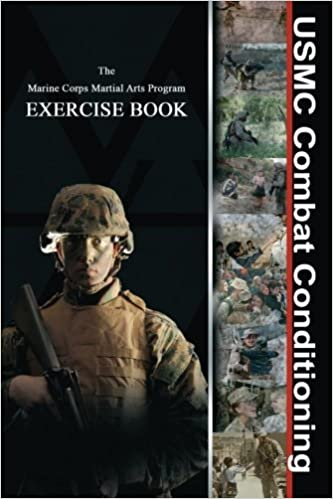 USMC Combat Conditioning Marine Corps Martial Arts Program Exercise