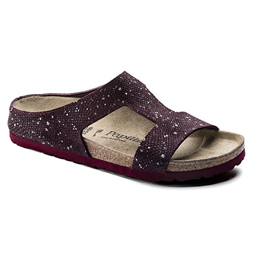 Splashes Zoccoli Papillio Silver Wine Multicolore Donna wI77CqTd