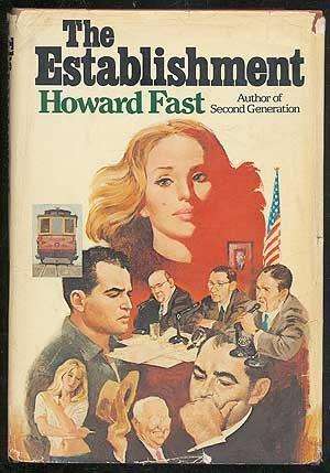 book cover of The Establishment