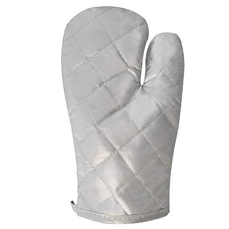 Guantes Manoplas para horno 1 par de guantes aislantes para horno ...