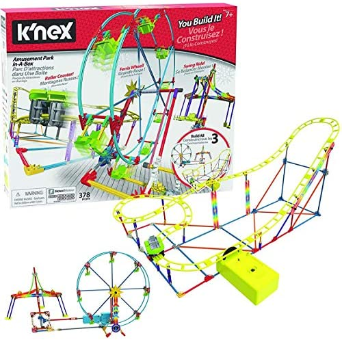 chollos oferta descuentos barato K nex Thrill Rides Juego de construcción para Mesa de 7 años en adelante