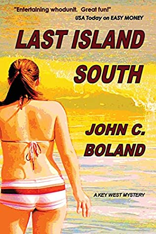 book cover of Last Island South