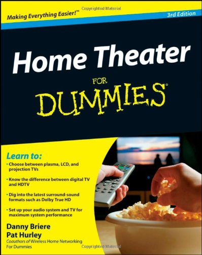 Home Theater For Dummies (Console Transitions Entertainment)