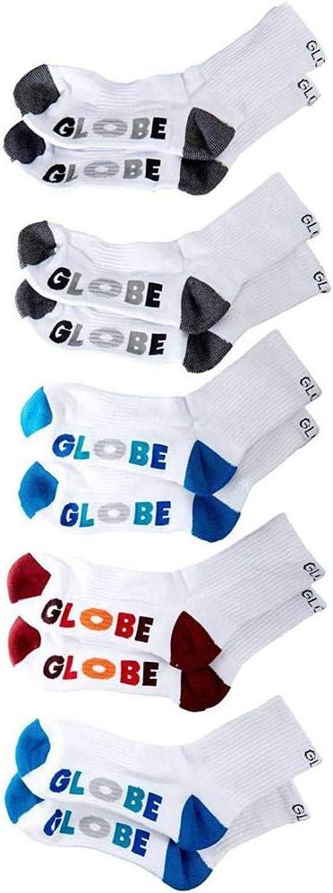 Globe Gb71439015 Paire de 5 Chaussettes Homme