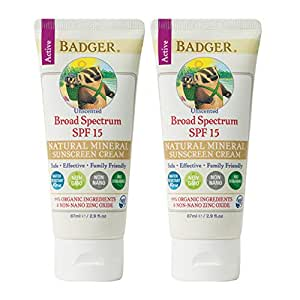 Amazon.com: Green Screen Organic Sunscreen SPF 31 Tinted