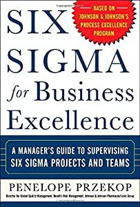 Six Sigma for Business Excellence by Przekop, Penelope 1st edition (2005) Hardcover