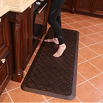 Butterfly Long Kitchen Anti Fatigue Mat Comfort Floor Mats   Perfect For  Kitchen And Standing Desks