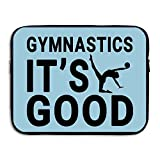 Computer Bag Laptop Case Slim Sleeve Gymnastics It Is Good Waterproof 13-15 Inch