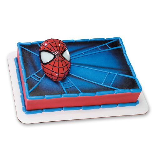 Decopac SpiderMan Light Up Eyes DecoSet Cake Topper -