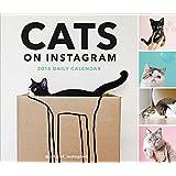 Cats on Instagram 2018 Daily Calendar