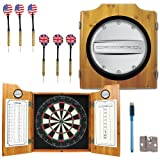 Chevrolet Camaro Wood Dart Cabinet Set