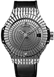 Hublot Big Bang Steel Caviar Stainless Steel Dial Mens Watch 346.SX.0870.VR
