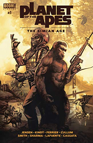 Planet of the Apes: The Simian Age (Age Of The Planet Of The Apes)