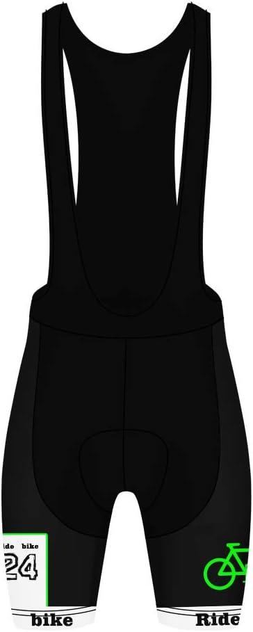 WAWNI edici/ón Limitada Culotte Corto con Tirantes Acolchados de Gel para Hombre