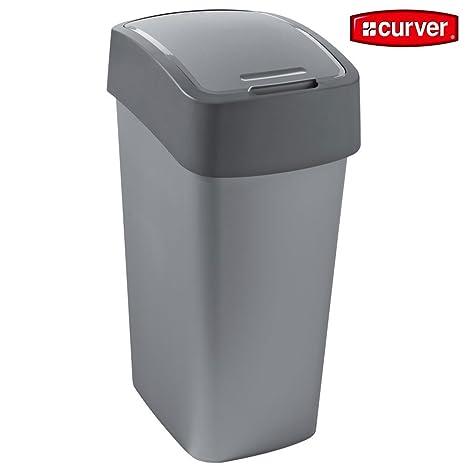 Abfallsammler Papierkorb Mülleimer FLIP BIN 25L  Curver