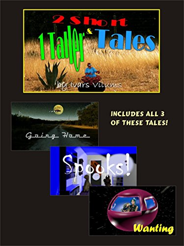2 Short & 1 Taller Tales (Filme Halloween Tal 3)