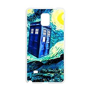 Doctor Who unique pavilion Cell Phone Case for Samsung Galaxy Note4 hjbrhga1544