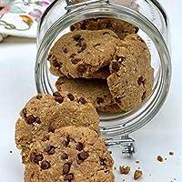 Vanela-Keto Chocolate Chip Cookies (Sin Azucar)-Paquete de 20 galletas
