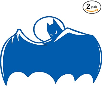 Two Pack Batman Decals