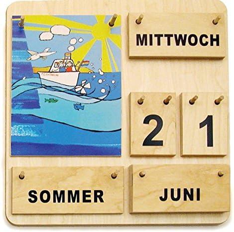 """Dauerkalender """"Karl und Kathrinchen"""" (deutsche Ausführung)"""