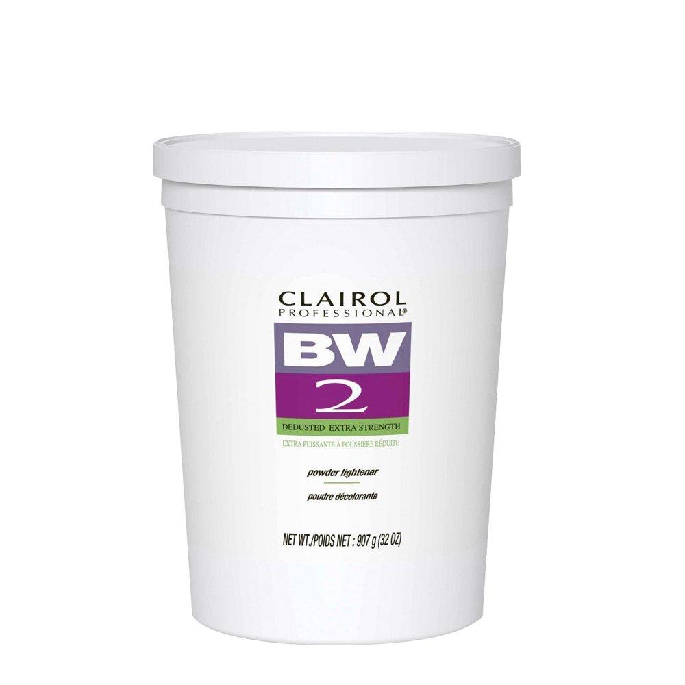 CLAIROL BW2 EXTRA STRENGTH POWDER LIGHTENER 32 oz by Clairol