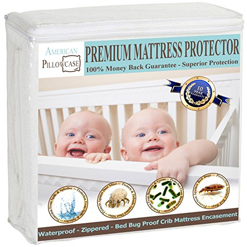 American Pillowcase Crib Mattress Encasement product image