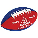 Water Gear 17375 Football Soft Touch, Red/Blue