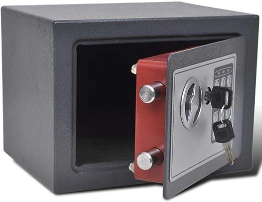 Tidyard - Caja Fuerte electrónica Digital para Guardar Dinero en ...