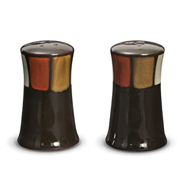 Pfaltzgraff Taos Salt and Pepper Shaker Set