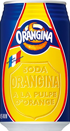 Orangina American size 340mlX24 this by Orangina