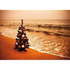 51I0hPYX6uL._SS300_ Beach Christmas Cards and Nautical Christmas Cards