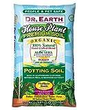 Dr. Earth 800 12-Quart House Plant Potting Soil
