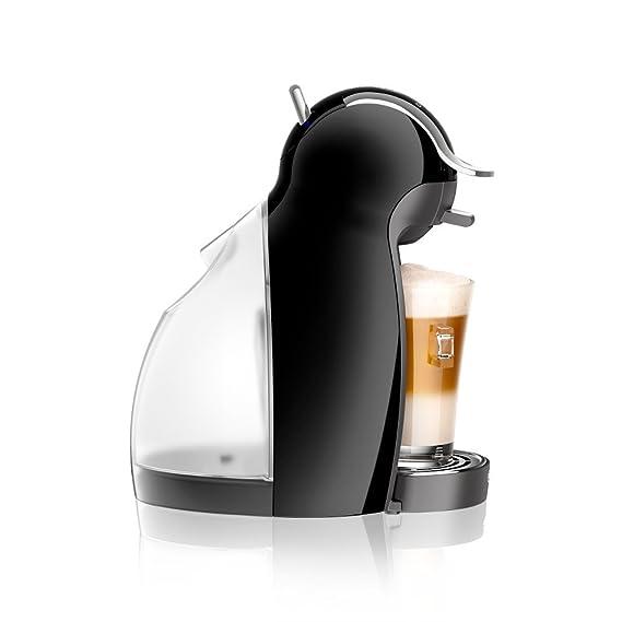 DeLonghi Dolce Gusto Genio 2 EDG465.B - Cafetera de cápsulas, 15 bares de presión, color negro