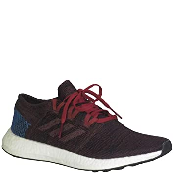 debd0a18b00ab Amazon.com: adidas Men's Pureboost Go Running Shoes Night Red/Noble ...