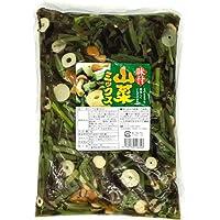三商 味付山菜ミックス 1kg 【冷凍・冷蔵】 10個