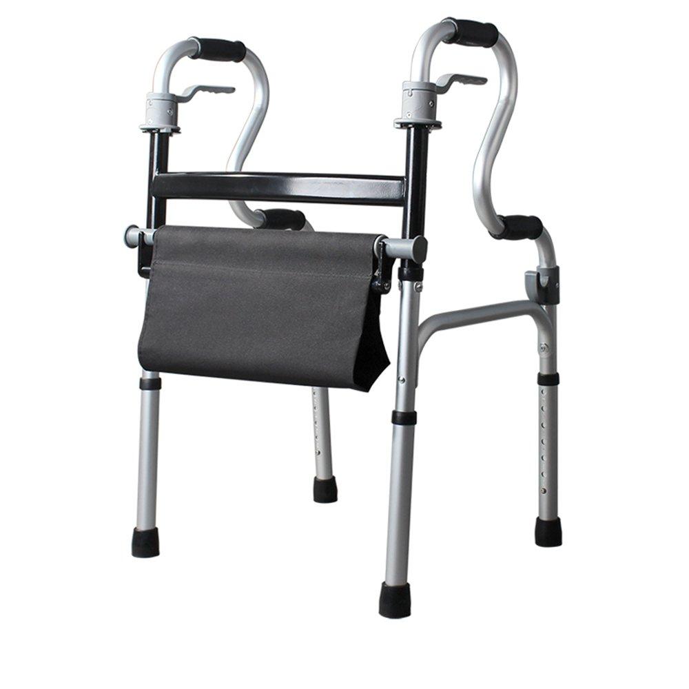 QFFL 高齢者折り畳みトロリー用の松葉杖ウォーカー3色展開 松葉杖ウォーカー ( 色 : A ) B07B2NSSXZ A A