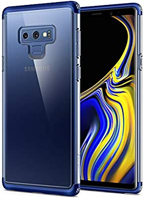 Spigen Neo Hybrid NC Designed for Galaxy Note 9 Case (2018) - Blue