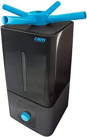 Ram Ultrasonic Humidifier Mist Maker 400ml 1000ml Hour Hydroponics Grow Room (13 litre 1100mlhr)