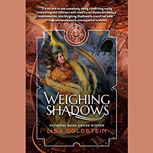 Weighing Shadows Audiobook