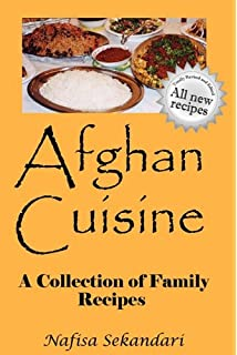 Classic afghan cookbook mousa m amiri 9780966920604 amazon afghan cuisine forumfinder Image collections
