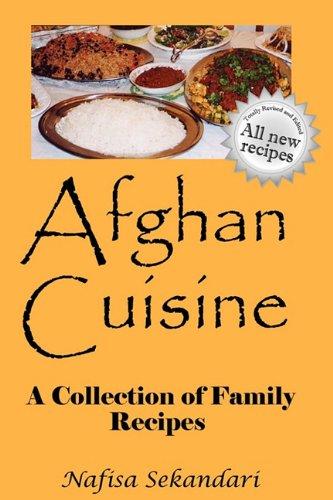 Afghan Cuisine (Afghan Food)