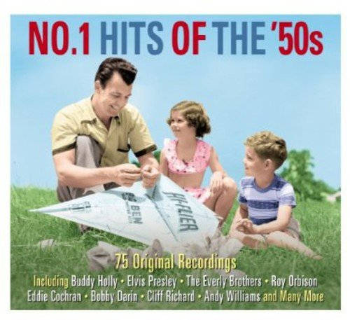 No1 Hits Of The 50s [Box set] by CD