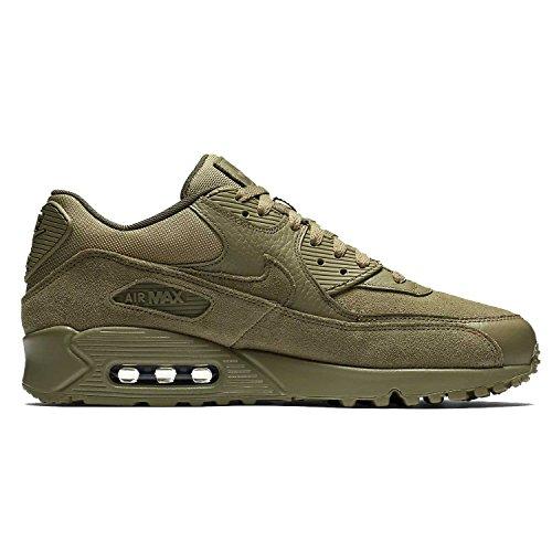 Nike Men's Air Max 90 Premium Running Shoe (10)